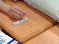 ふとん丸洗いビフォーアフター(1) ~お布団のダニアレル物質汚染レベルを測定してみよう!~