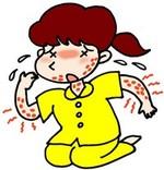 冬の結露は危険! ~小麦アレルギーではなく実はダニアレルギーだった!?~(1)