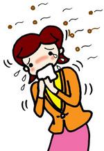 2013年春の花粉症対策(2)