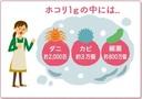 秋のハウスダスト対策(1)~ハウスダストとは?~