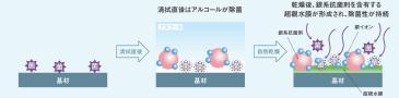 感染症予防に「TuZuKu持続除菌洗浄剤」